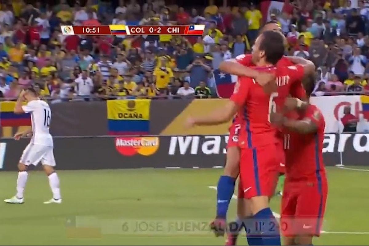 Cile-Argentina la finale della Coppa America del Centenario