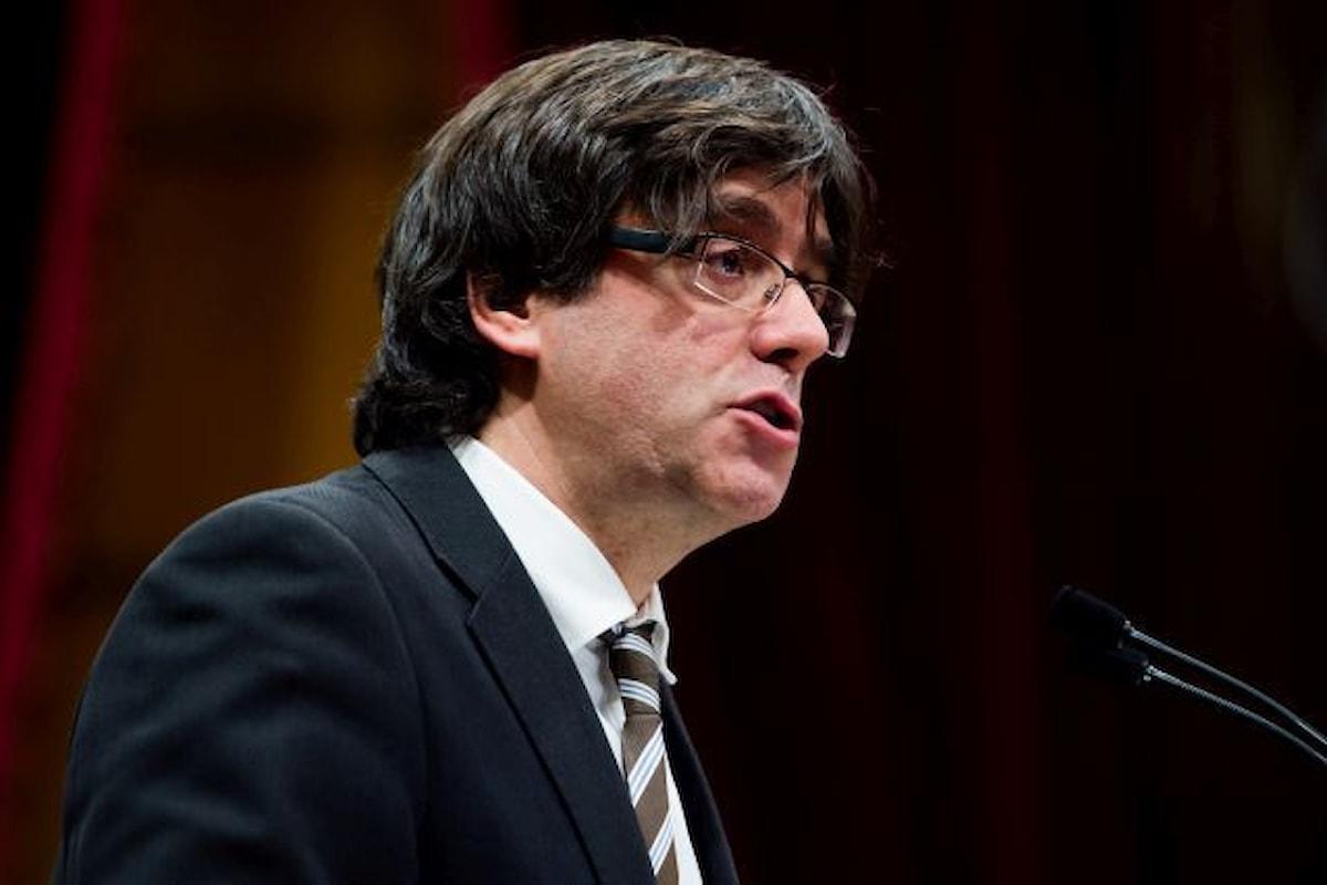 Catalogna: Accordo per un governo separatista