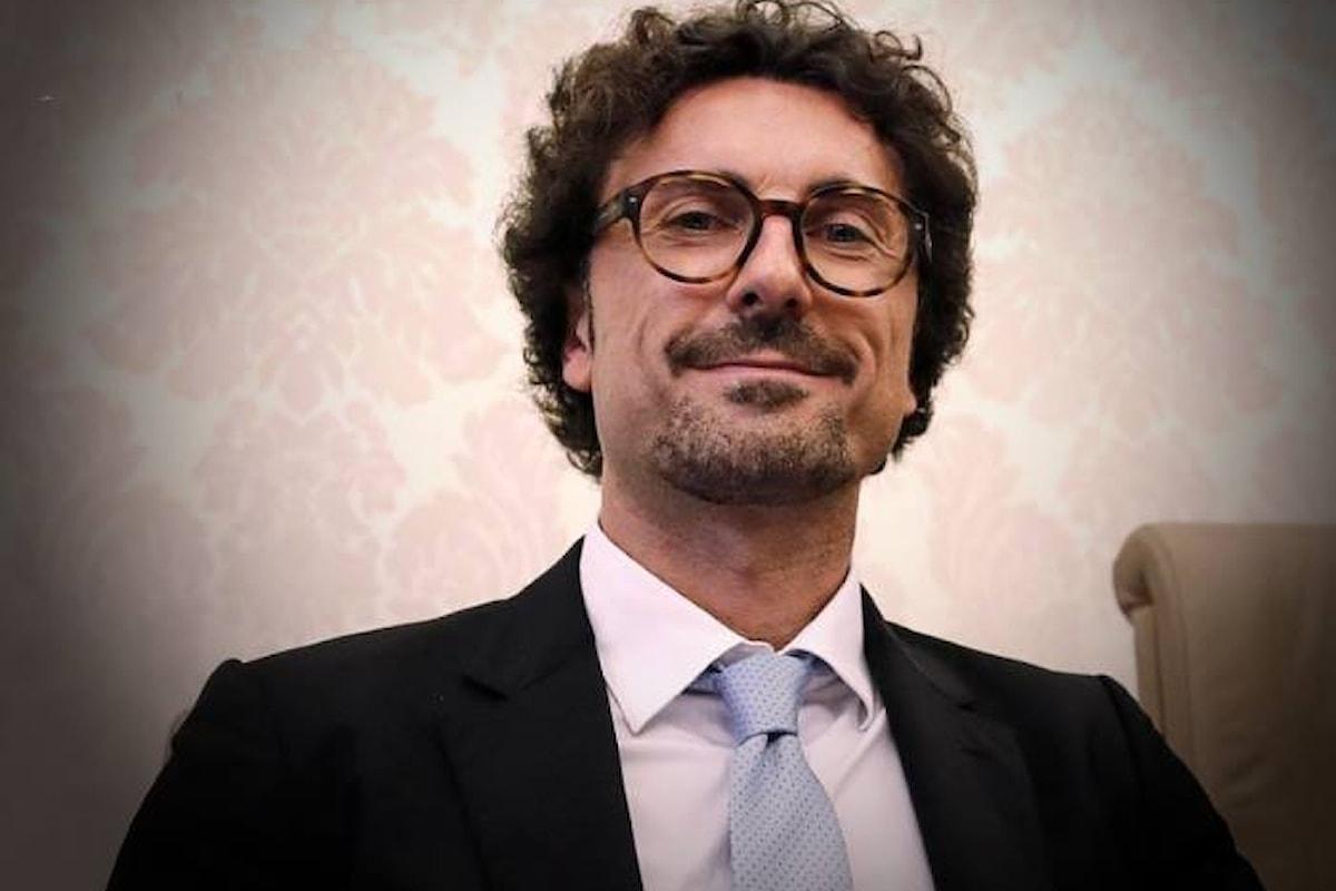 Danilo Toninelli simbolo delle non persone dell'anno