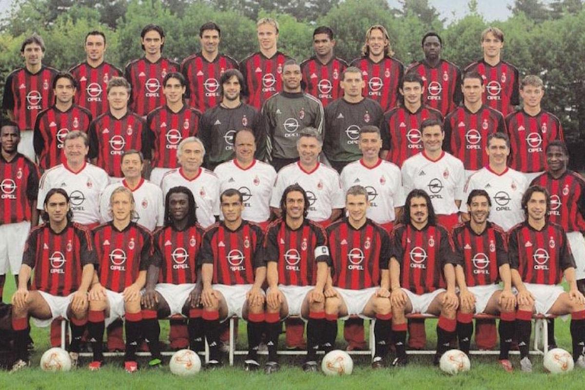 La formazione del Milan a Crotone è costata 23 milioni: una ne costò 206,2. Cifre da rossoneri...
