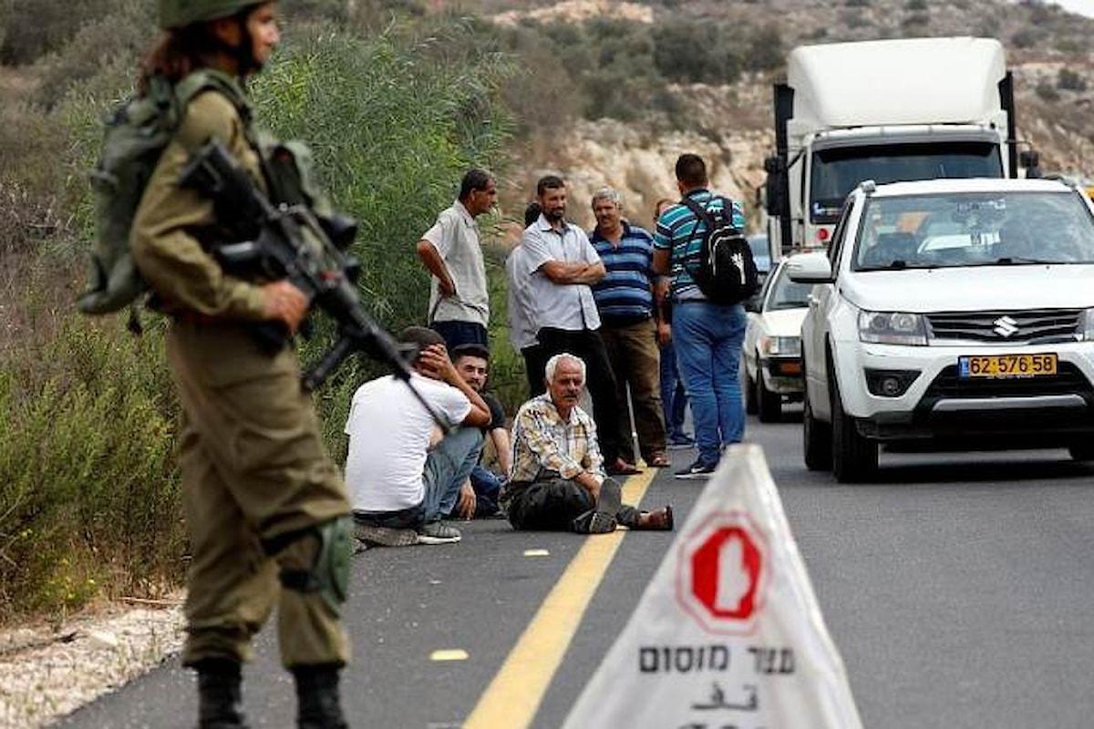 Un palestinese uccide due coloni: perquisizioni e arresti in tutta la Cisgiordania