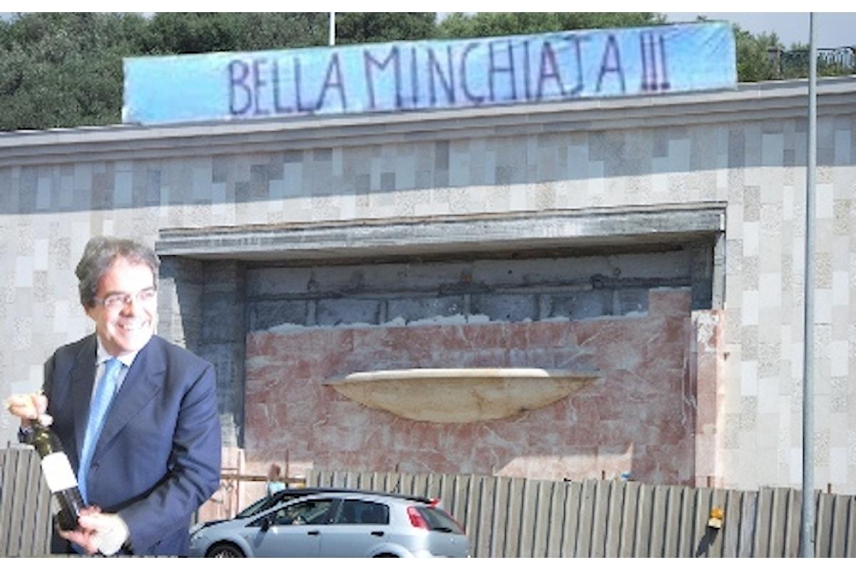 L'ultimo (?) regalo a Catania del sindaco Bianco