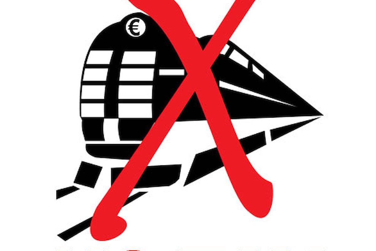Condannata a due mesi di reclusione per una tesi sui No Tav