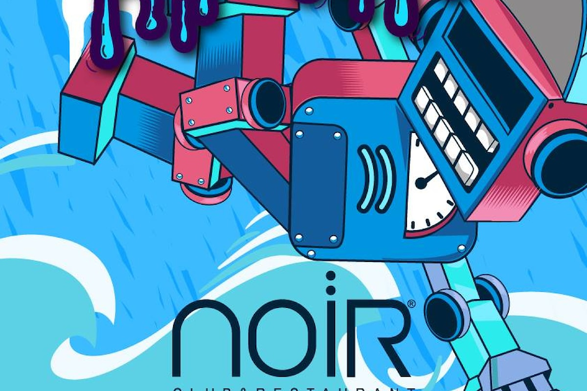 Noir - Lissone (MB): 3/11 Open Wine, Paolo Manila & UrbanIce, 9/11 Live The Now by Moet & Chandon Champagne