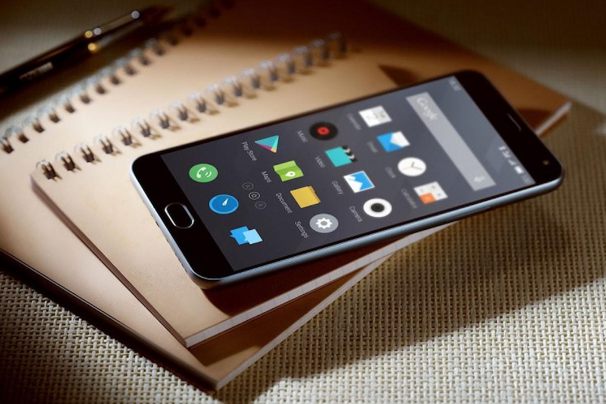 Meizu M3s smartphone economico di livello