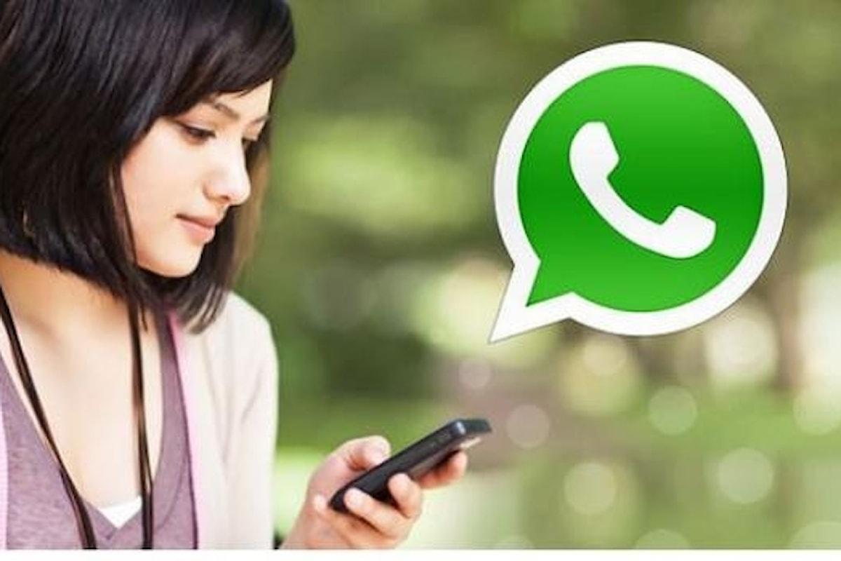 WhatsApp: tutte le nuove utili funzioni di marzo 2016
