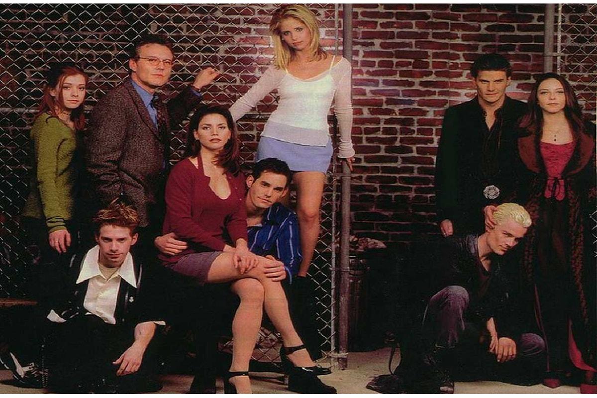 Ieri e Oggi: che fine hanno fatto gli attori dei nostri amati telefilm? Dagli anni '90 Buffy l'Ammazza Vampiri