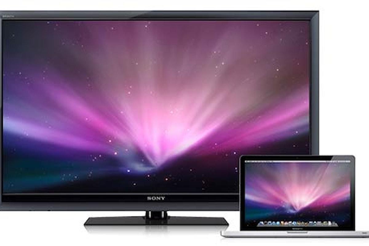 I metodi per collegare il tuo MacBook alla TV