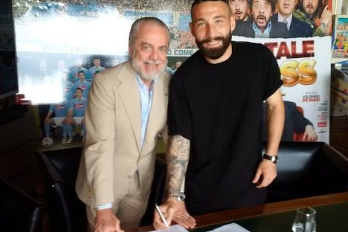 Calciomercato - Napoli annuncia il primo acquisto