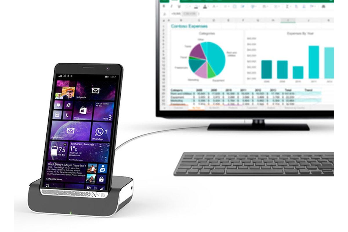 HP Elite X3 , il prossimo flagship con a bordo Windows 10 Mobile, compare in un nuovo entusiasmante video
