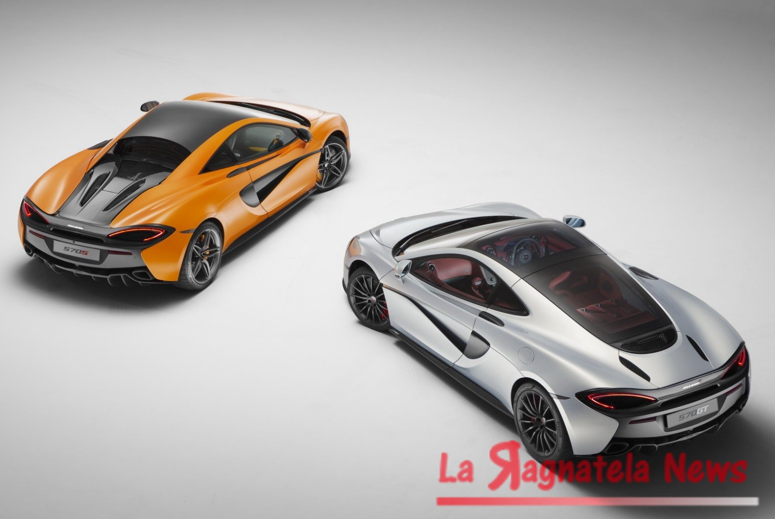 McLaren 570 GT Gran Turismo da sogno