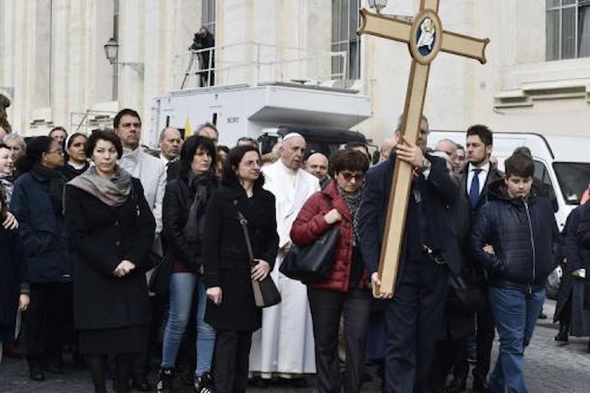 22 febbraio, celebrato il Giubileo della Curia Romana