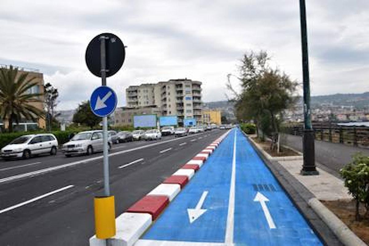Catania, online la petizione per smantellare la nuova pista ciclabile