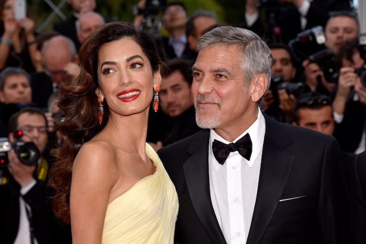 George Clooney e Amal Alamuddin affascinanti a Cannes 2016