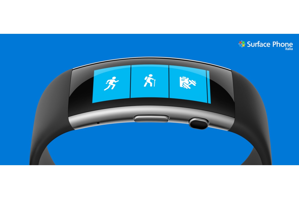 Microsoft Band 2 acquistabile anche su Amazon Italia | Surface Phone Italia