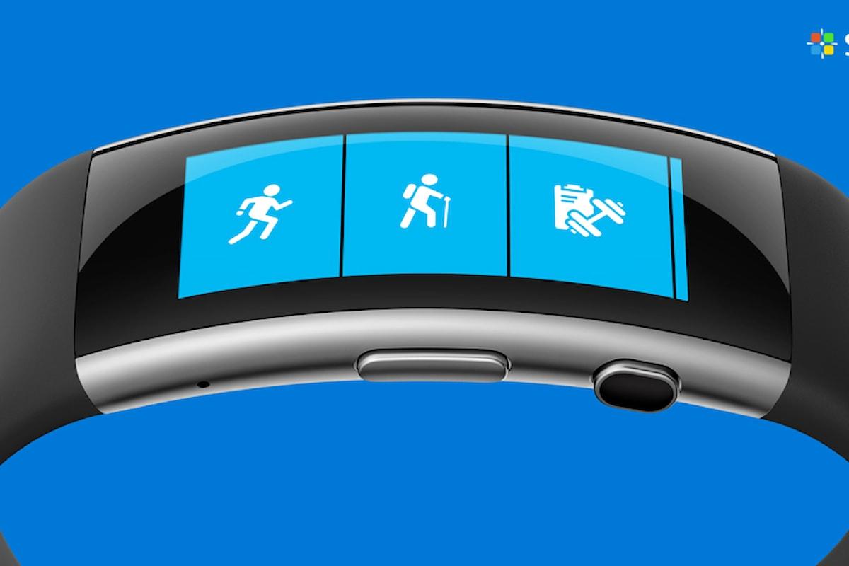 Microsoft Band 2 acquistabile anche su Amazon Italia   Surface Phone Italia
