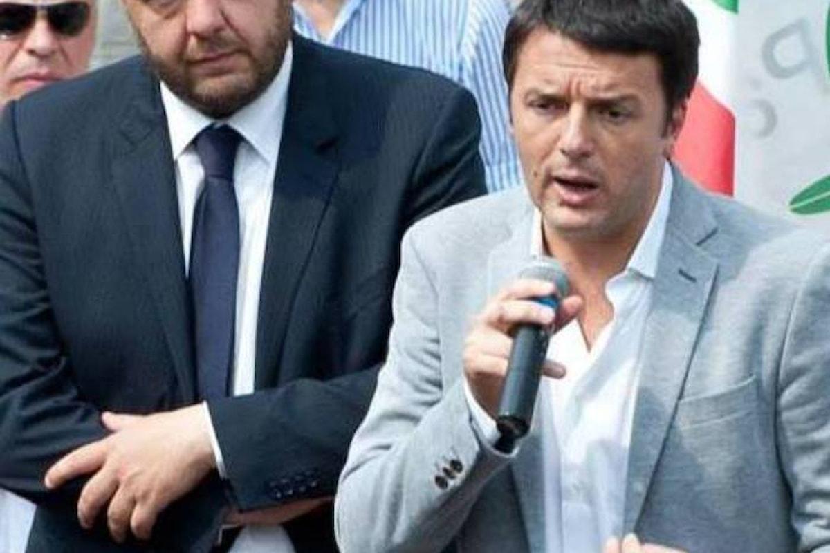 Parla Renzi dopo l'arresto del Sindaco di Lodi