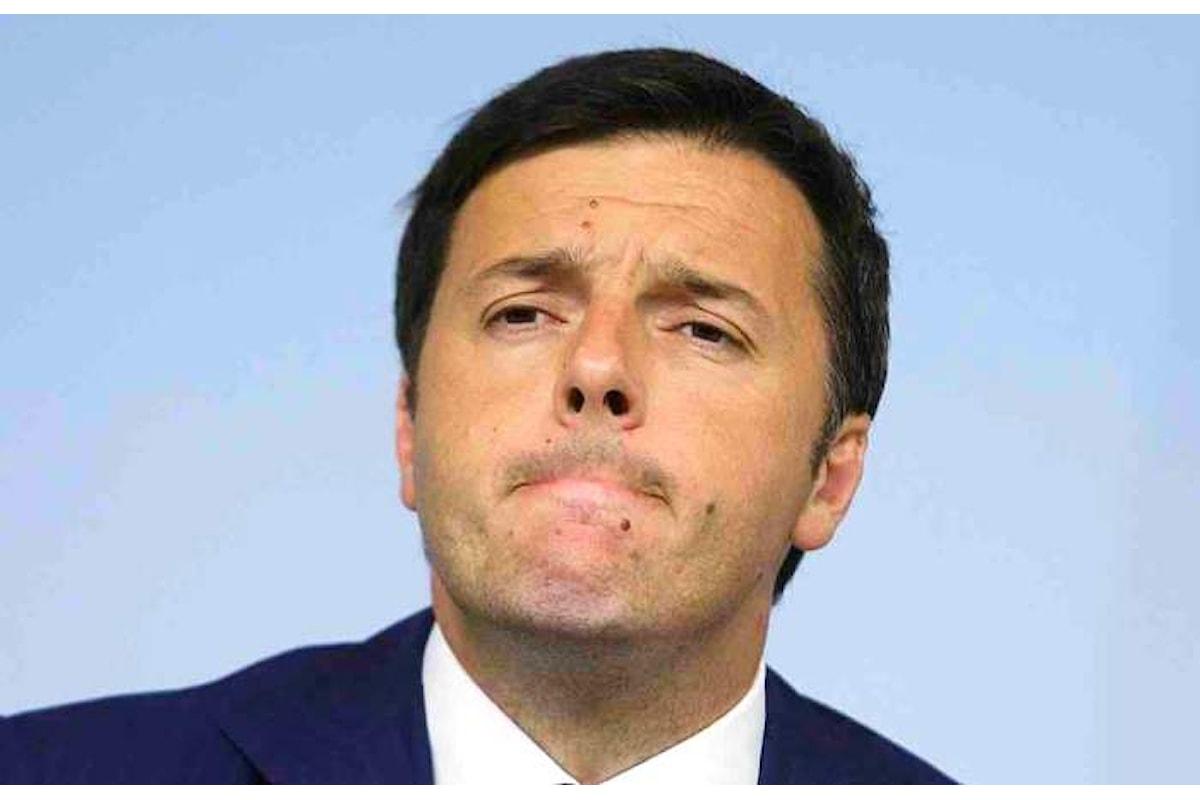 Renzi, dall'avanti tutta a testa bassa alla retromarcia con prudenza