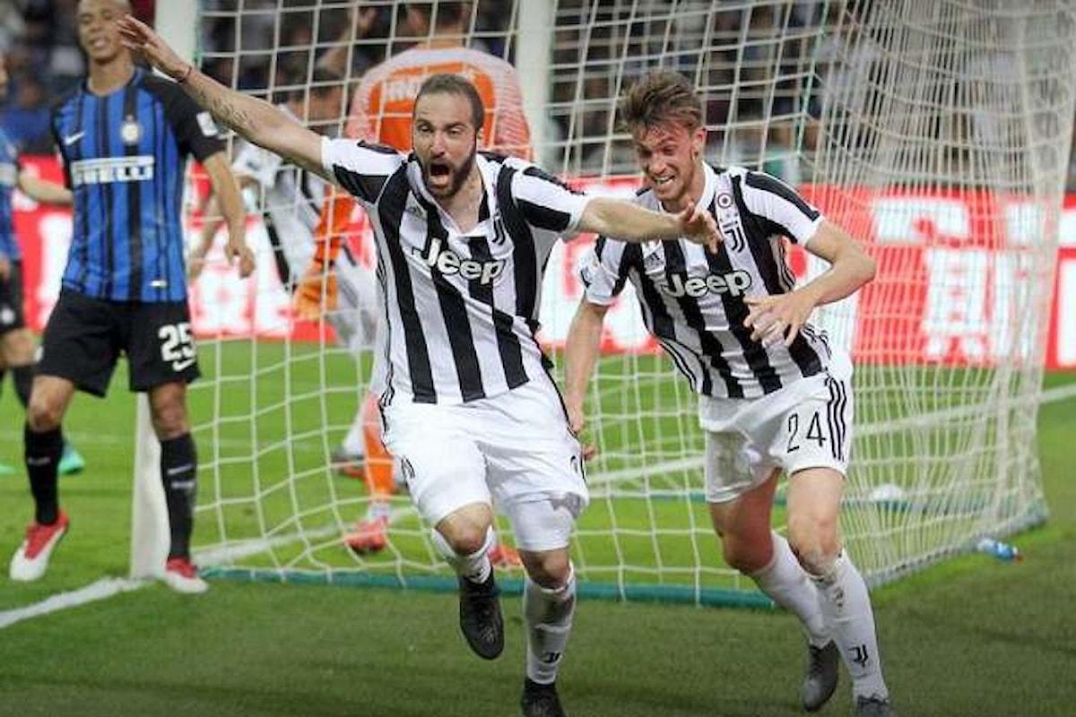 La Juventus batte l'Inter 3-2, ma sempre tra le polemiche