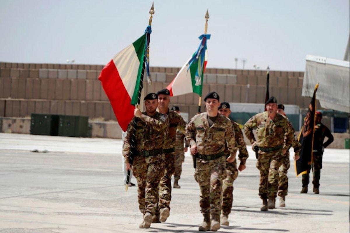 Afghanistan, la Brigata Sassari termina la sua missione: I migliori risultati nella regione a guida italiana