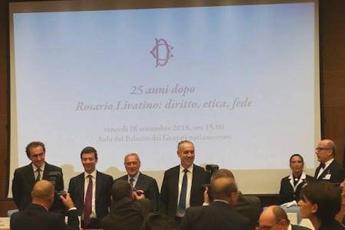 """L'appello del Centro Studi Livatino contro il ddl Cirinnà"""""""