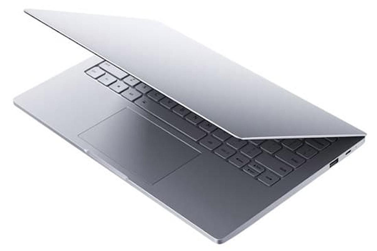 Xiaomi Mi notebook Air è arrivato il rivale del MacBook Air