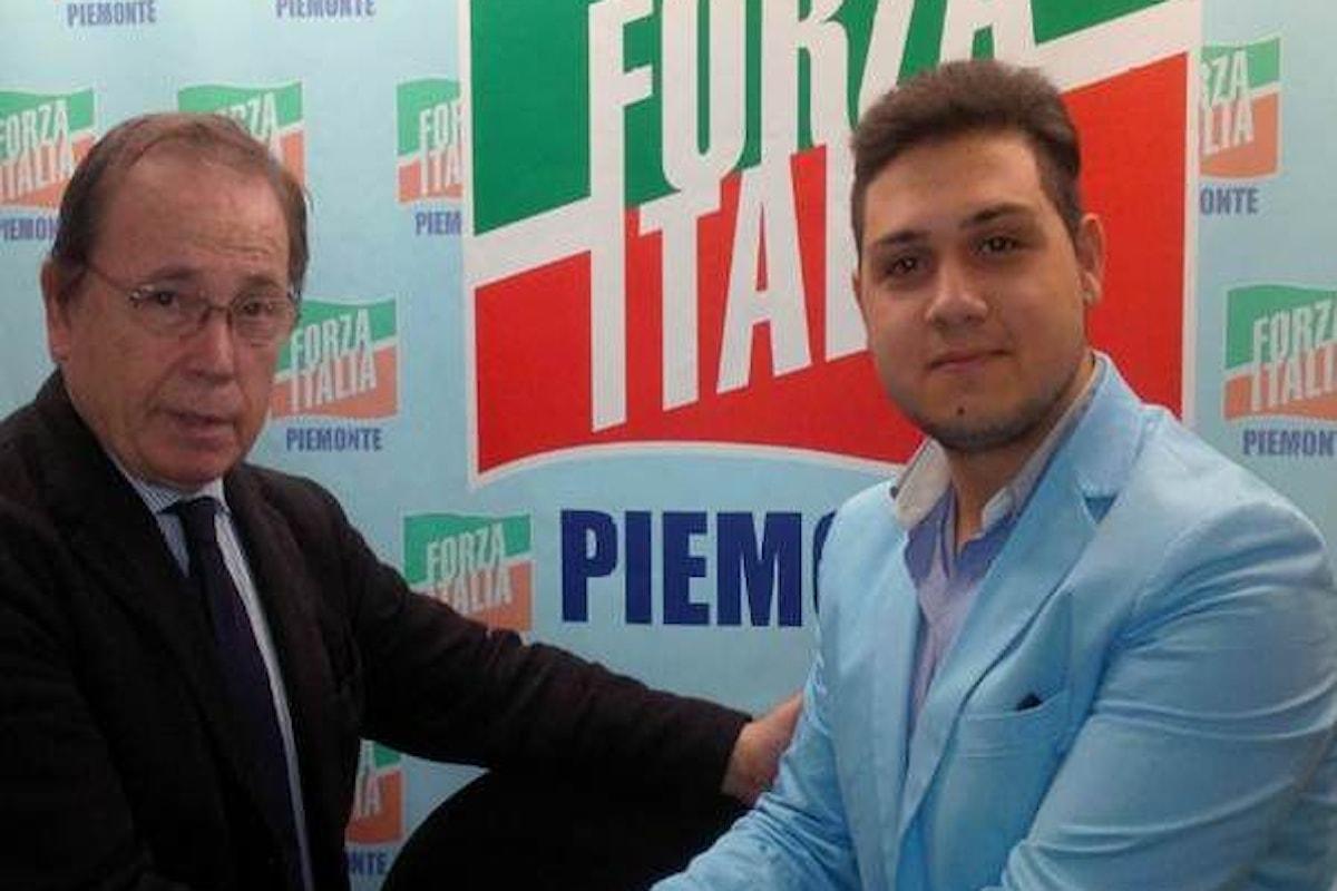 Lorenzo Costanza condivide scelta di Azzurra Libertà ma lascia il movimento, il primo in Italia!