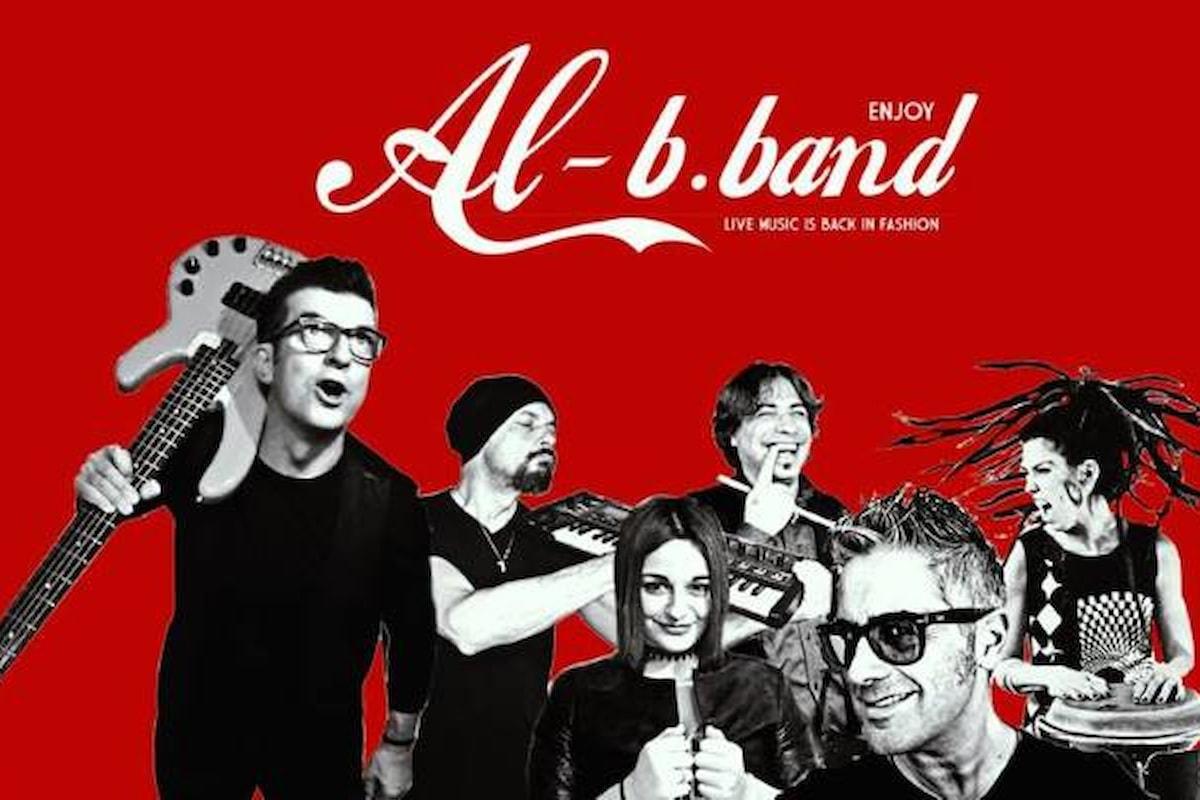 Al-B.Band, live music is back in fashion a dicembre 2018 tra Madonna di Campiglio, Fano, Verona, Ponte sul Mincio