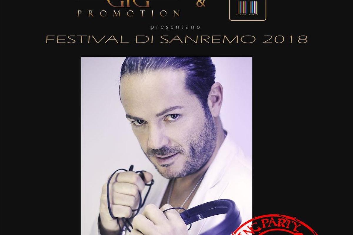 Robert Blues fa scatenare Sanremo (New Gig Promotion Opening Party) e Bormio (Bormio Fest)