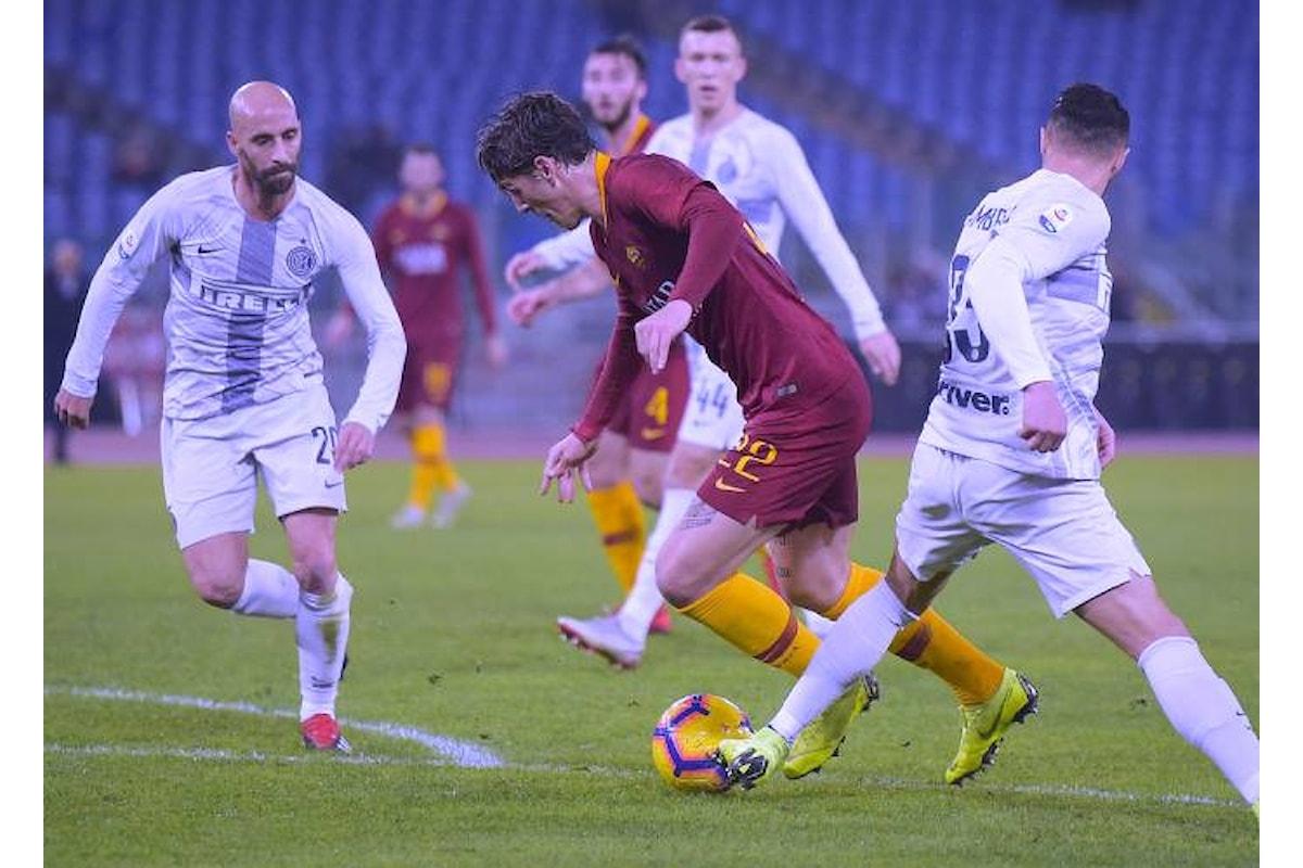 A Roma arbitro e Var non vedono un rigore netto e anche il presidente dell'Aia Nicchi parla di errore inconcepibile