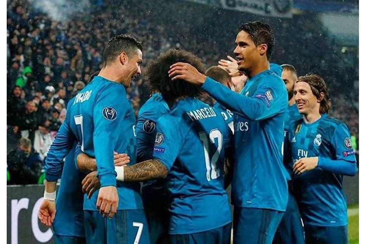 Cristiano Ronaldo elimina la Juventus dalla Champions League