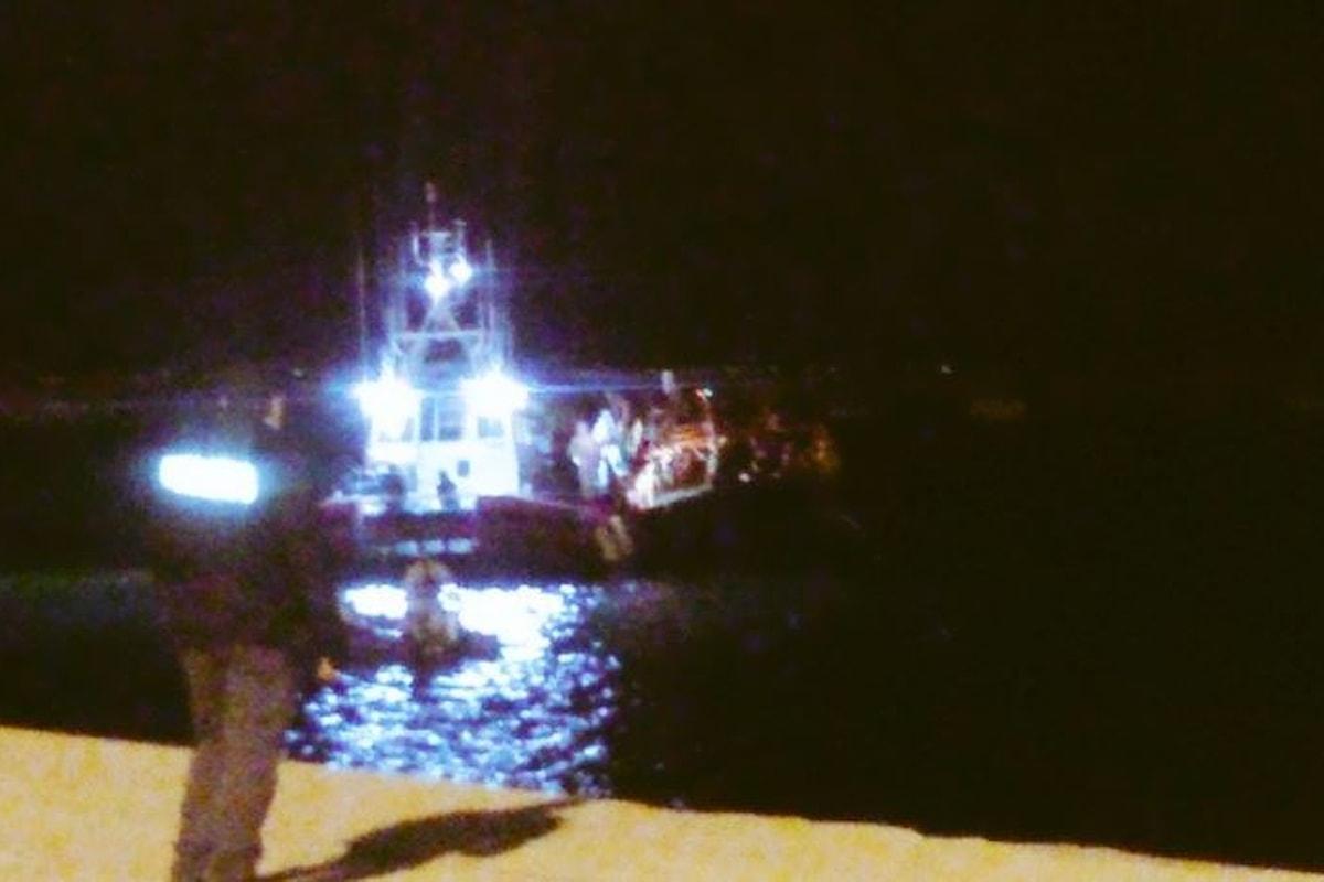 Sbarcati a Pozzallo 236 migranti, nonostante Salvini avesse detto che i porti sarebbero rimasti chiusi