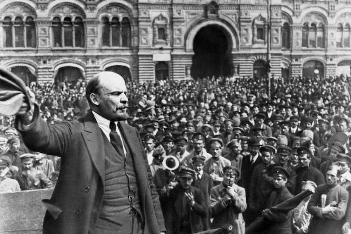 Dal 1 ottobre allo Spazio Oberdan di Milano si celebrano i 100 anni della rivoluzione russa in 12 film
