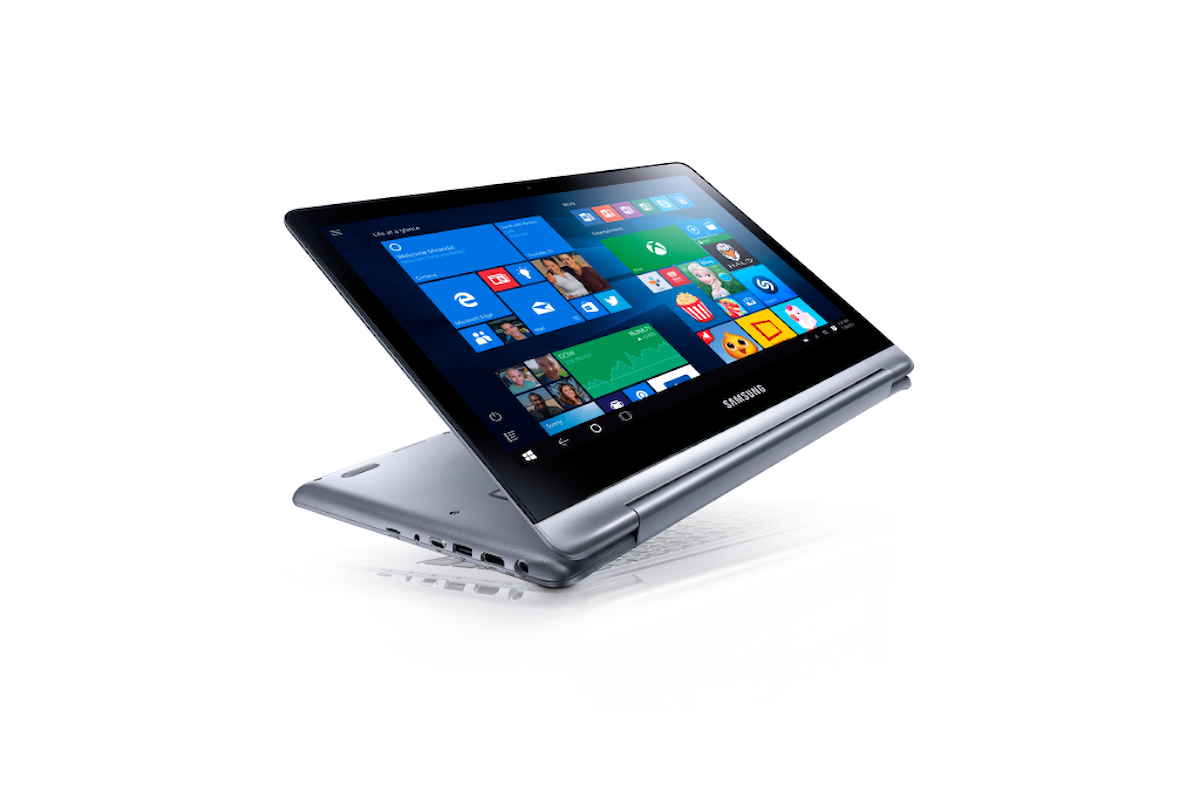 Microsoft annuncia il nuovo convertibile 2-in-1 della Samsung: Notebook 7 Spin   Surface Phone Italia