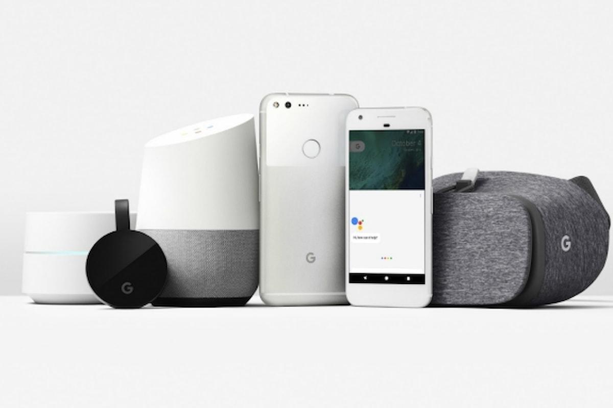 Presentate a San Francisco le novità di Google