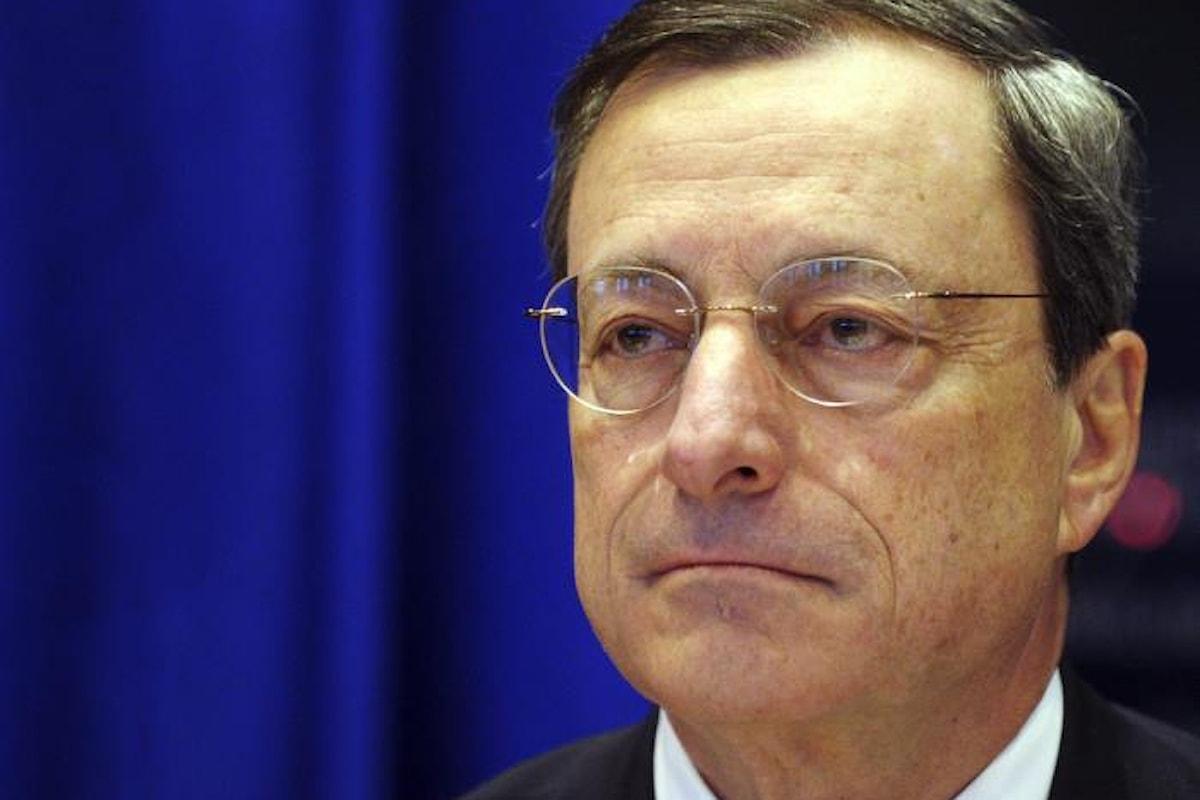 Nel bollettino economico di agosto la Bce lancia l'allarme per le conseguenze di una guerra commerciale