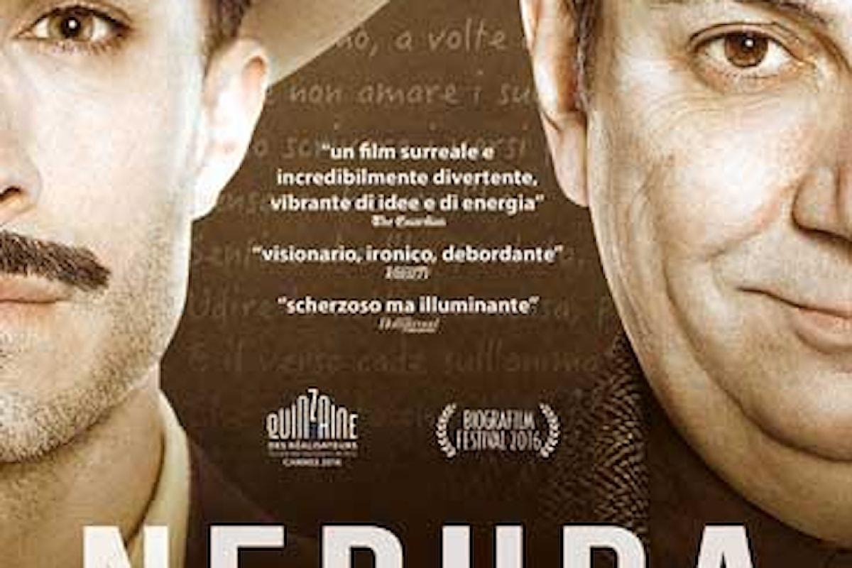 Al cinema arriva il raffinato film NERUDA