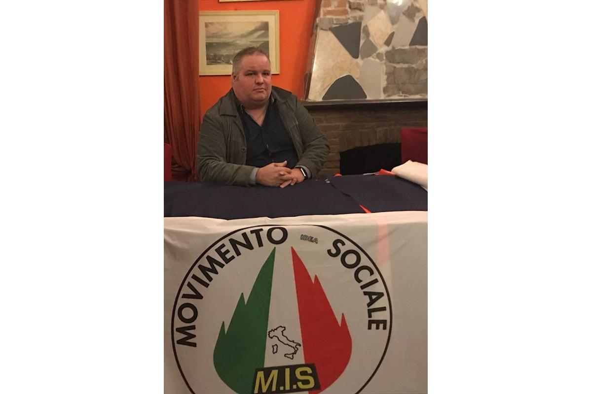 Caserta, Luigi Falché: Il movimento Idea Sociale pensa già al prossimo futuro: Onestà, lavoro e periferie le priorità