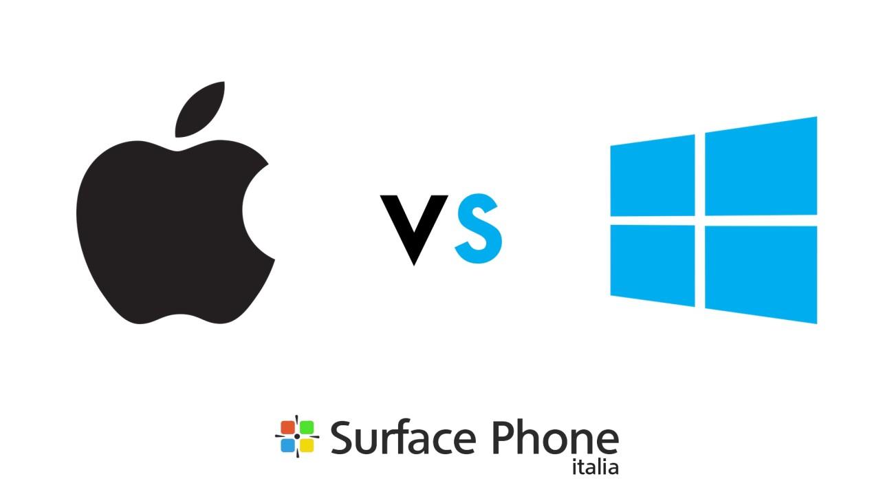 Mac o Windows? Questo è il dilemma! | Surface Phone Italia