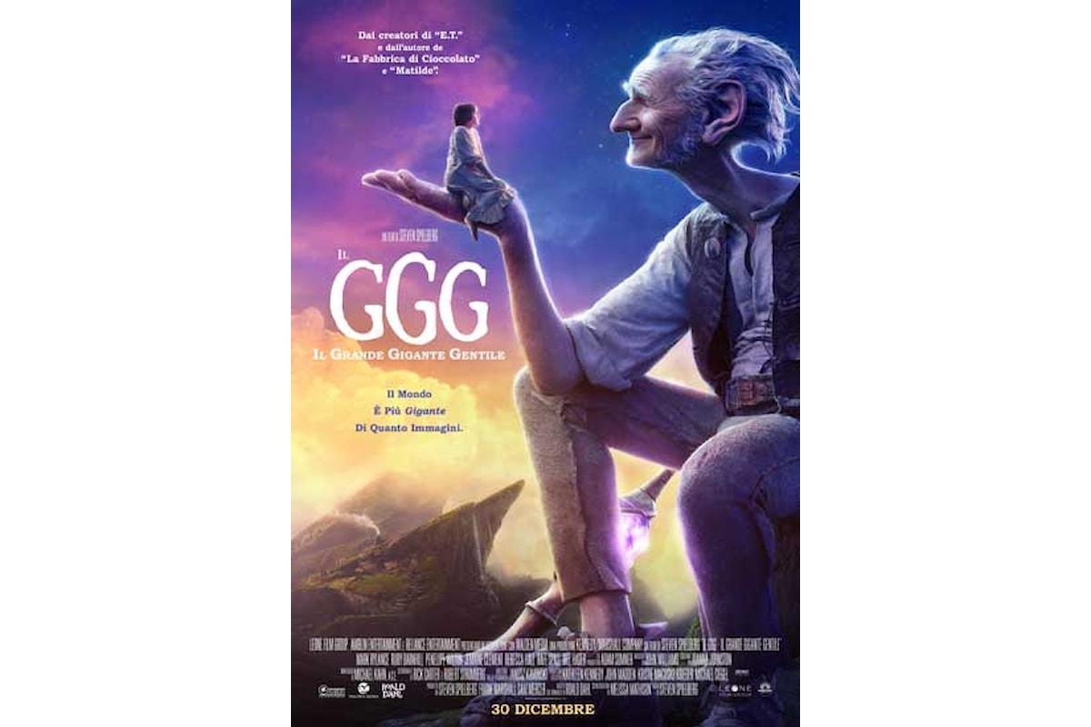 Favole per un Capodanno al cinema: il GGG - Il Grande Gigante Gentile