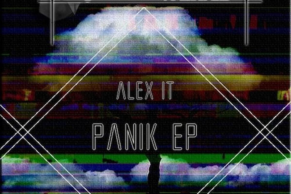 Alex T - Panik EP (Petra Beat Records)