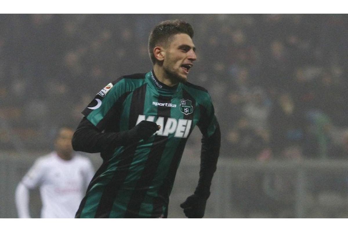 Sassuolo-Juventus: Berardi può sbloccarsi