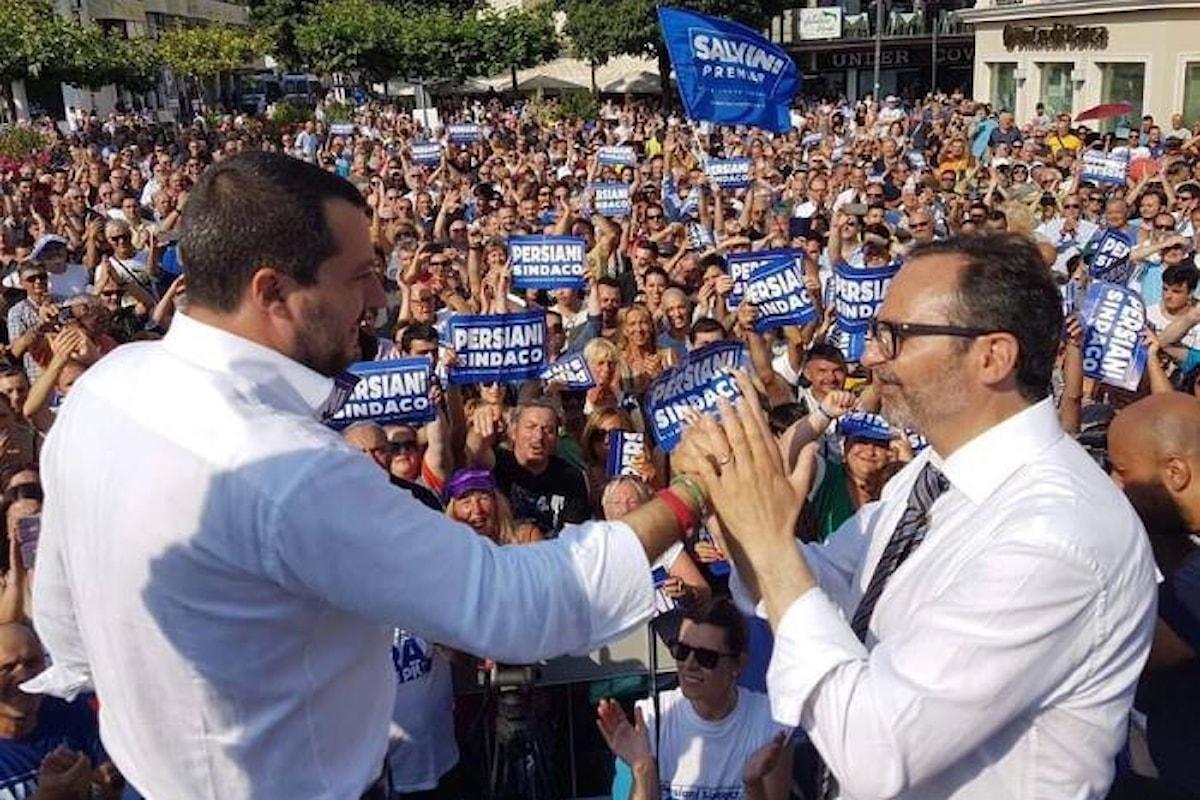 Ong e migranti usati da Matteo Salvini come strumenti per creare consenso