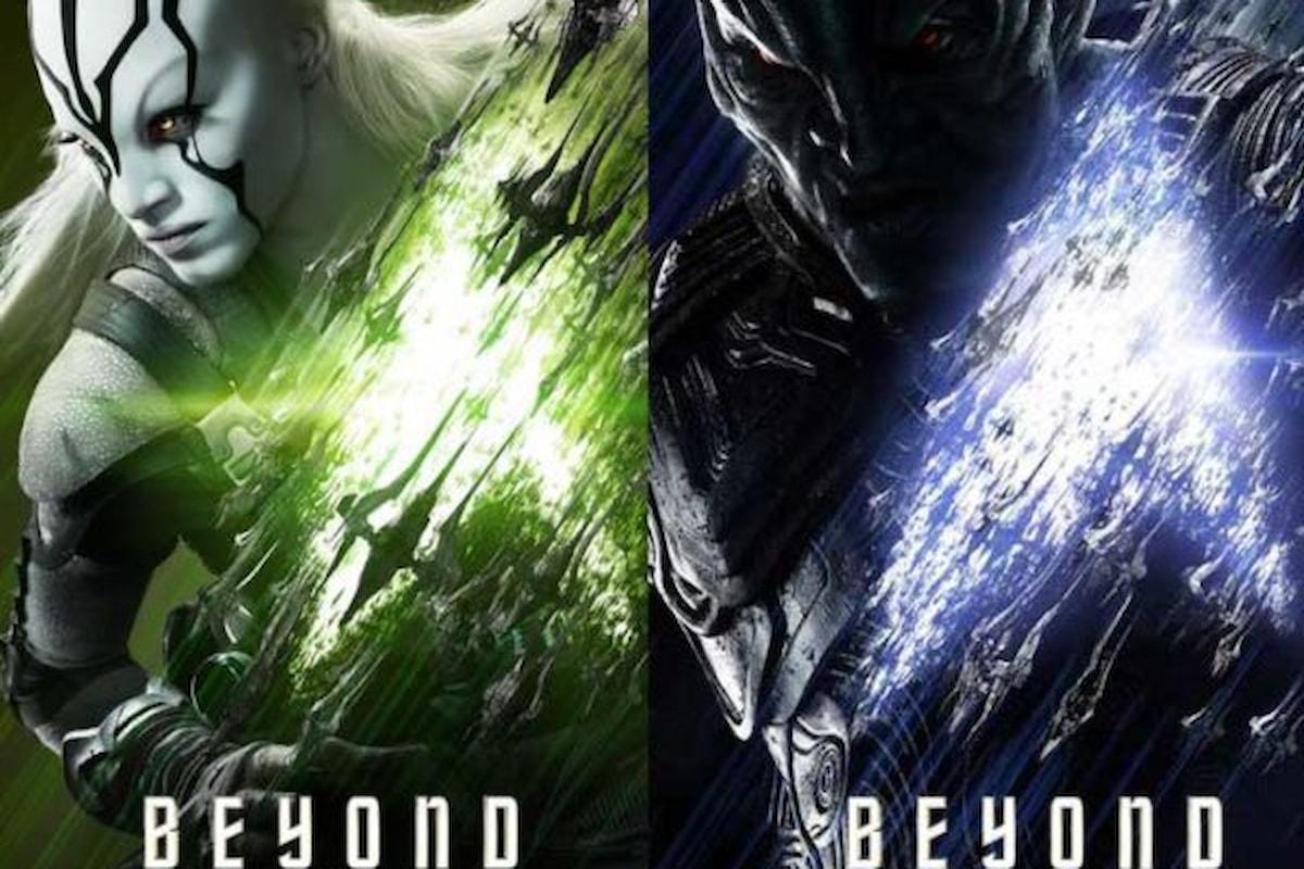 Chi sono Krall e Jaylah, i nuovi personaggi di Star Trek Beyond?