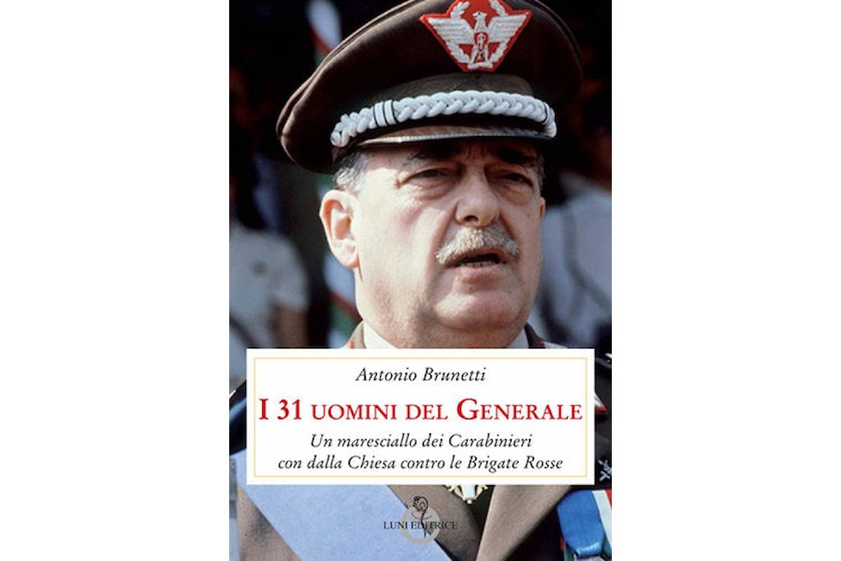 Luni Editrice presenta I 31 uomini del Generale a Tempo di Libri