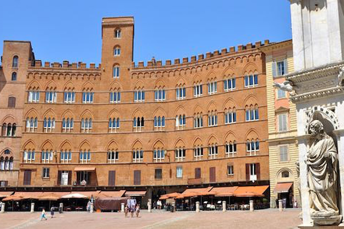 Scopri Palazzo Sansedoni a Siena