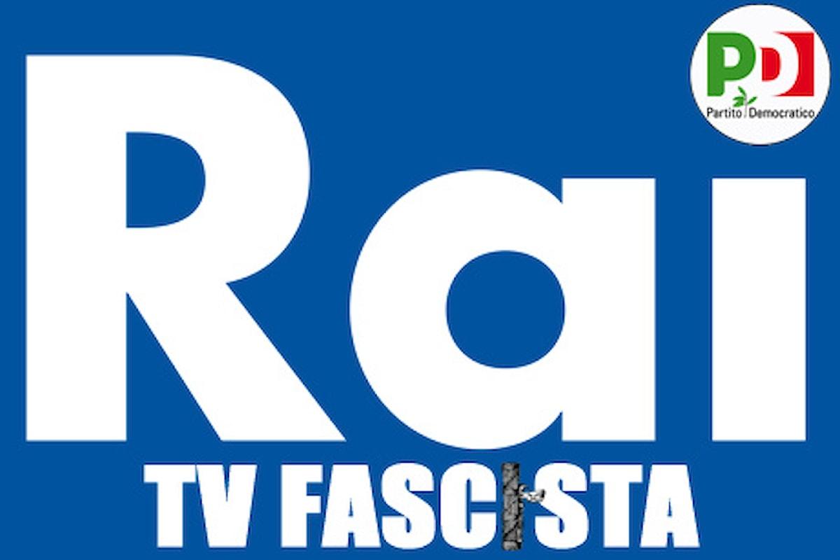 #RaiFascista. I 5 Stelle chiedono un intervento dell'Europa contro la Rai di Renzi