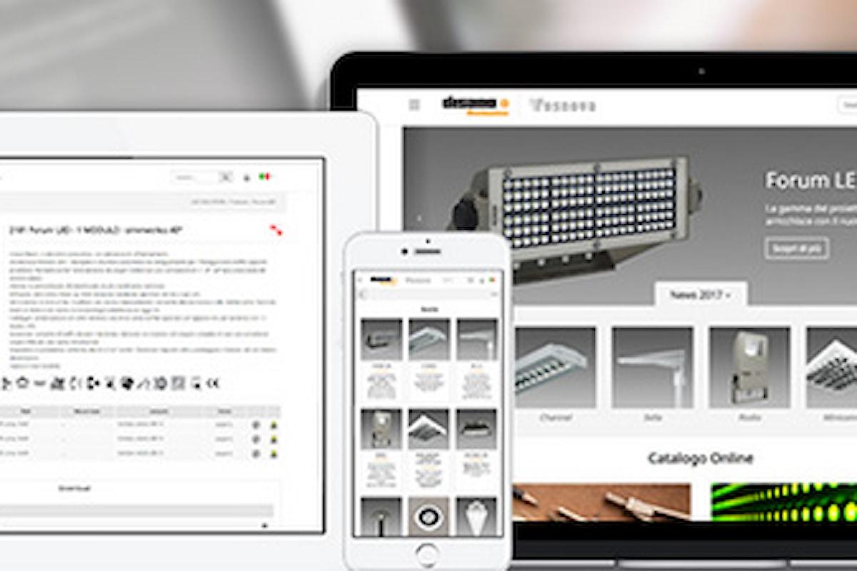 Il nuovo catalogo online della Disano Illuminazione. La soluzione smart per trovare tutto il meglio della tecnologia della luce
