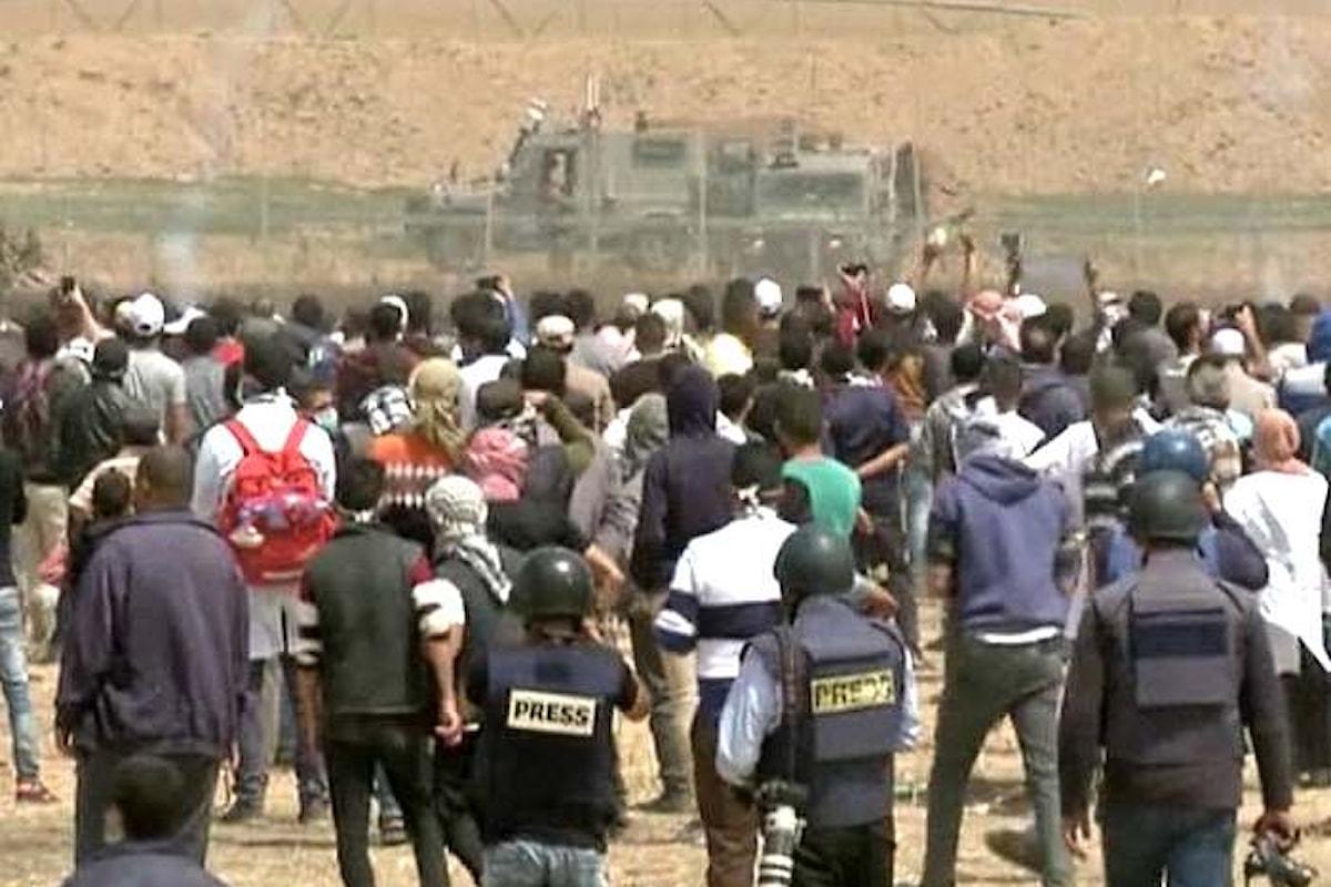 Gaza, anche questo venerdì gli israeliani uccidono