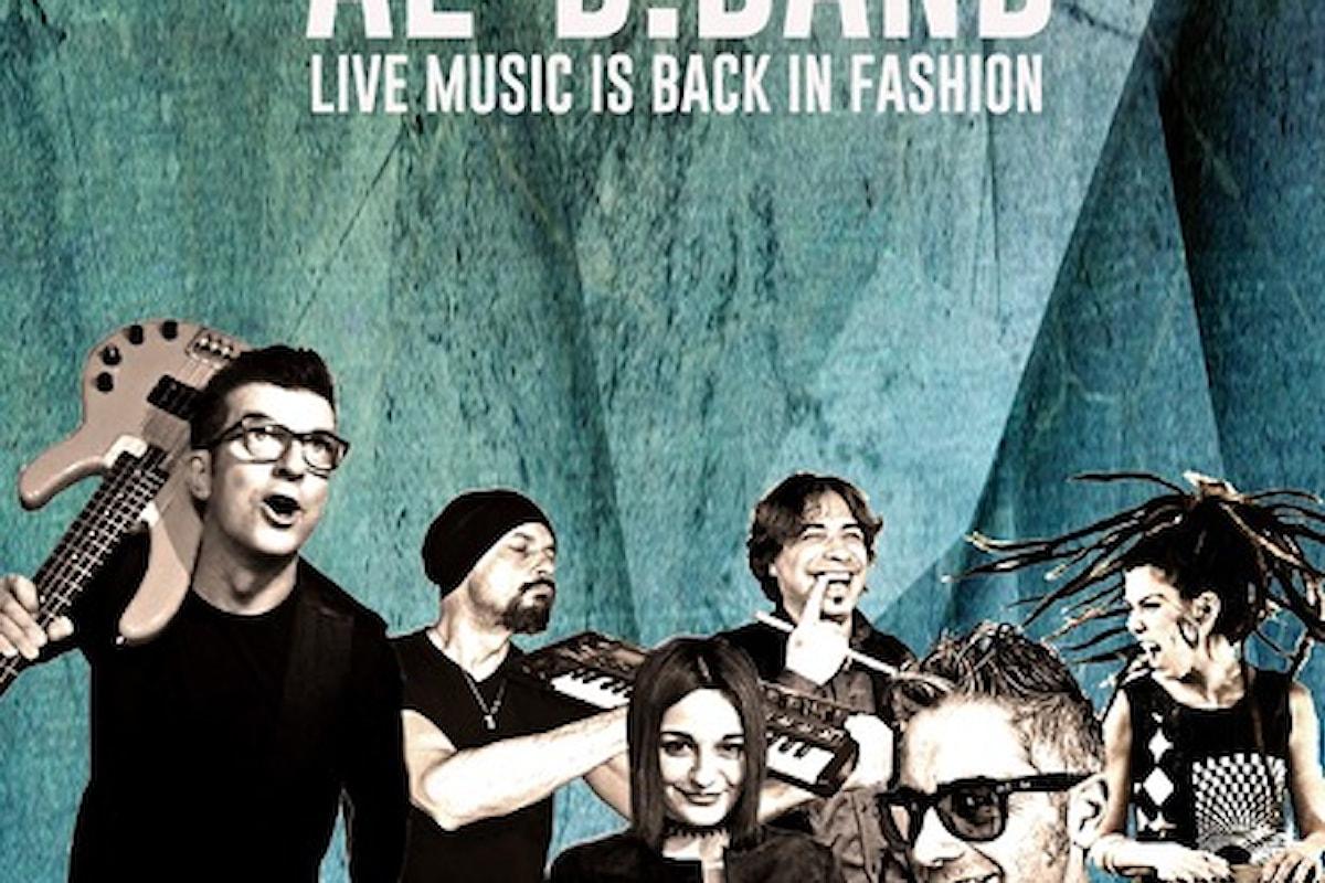 Salaorni & Al-B.Band il 31 agosto live a S.Pio X in Festa, a Verona